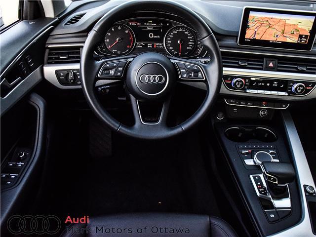 2018 Audi A4 2.0T Progressiv (Stk: 90540) in Nepean - Image 17 of 29