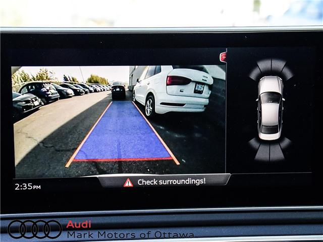 2018 Audi A4 2.0T Progressiv (Stk: 90540) in Nepean - Image 18 of 29