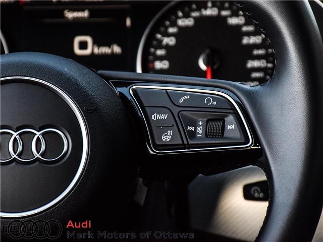 2018 Audi A4 2.0T Progressiv (Stk: 90540) in Nepean - Image 24 of 29