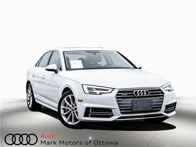 2018 Audi A4 2.0T Progressiv (Stk: 90905) in Nepean - Image 1 of 24