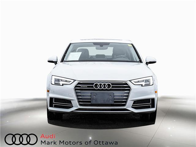 2018 Audi A4 2.0T Progressiv (Stk: 90905) in Nepean - Image 2 of 24