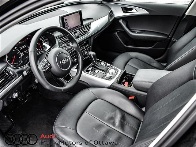2018 Audi A6 2.0T Progressiv (Stk: 90326) in Nepean - Image 10 of 24