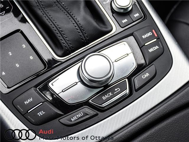 2018 Audi A6 2.0T Progressiv (Stk: 90326) in Nepean - Image 14 of 24
