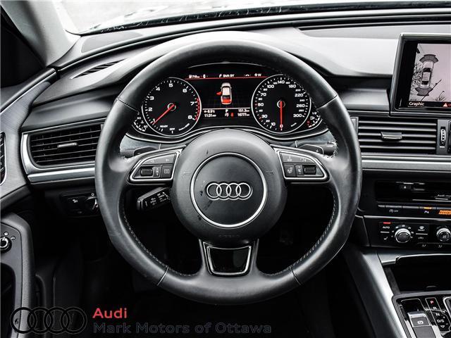 2018 Audi A6 2.0T Progressiv (Stk: 90326) in Nepean - Image 15 of 24