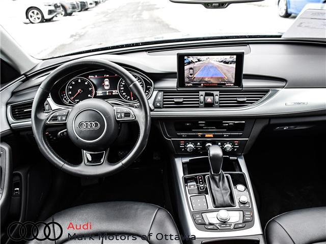 2018 Audi A6 2.0T Progressiv (Stk: 90326) in Nepean - Image 16 of 24