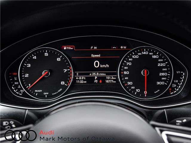 2018 Audi A6 2.0T Progressiv (Stk: 90326) in Nepean - Image 19 of 24