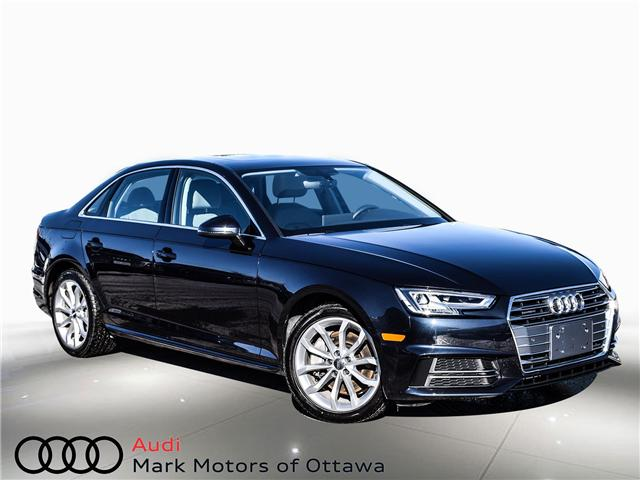 2018 Audi A4 2.0T Progressiv (Stk: 91114) in Nepean - Image 1 of 28