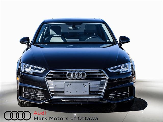 2018 Audi A4 2.0T Progressiv (Stk: 91114) in Nepean - Image 2 of 28