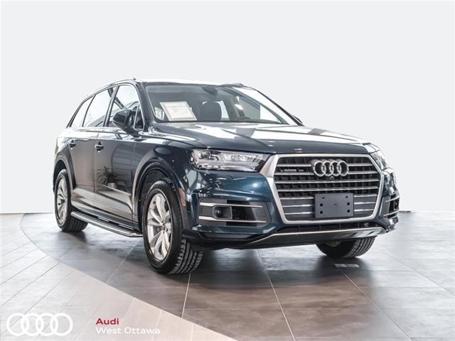2018 Audi Q7 2.0T Progressiv (Stk: 90642) in Nepean - Image 1 of 17