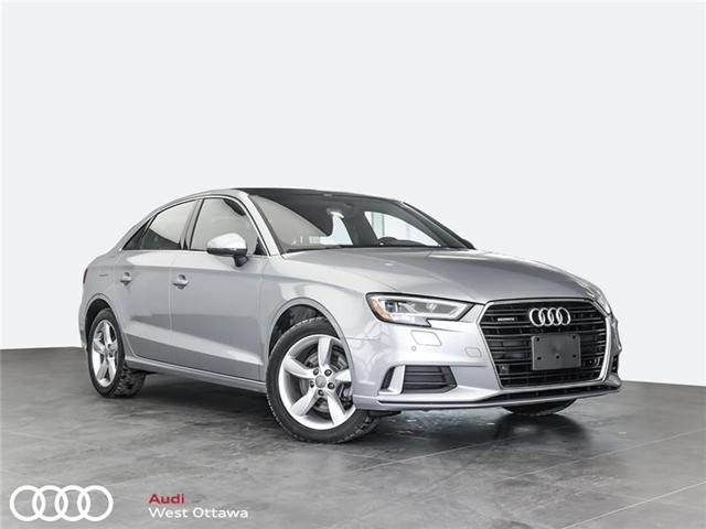 2018 Audi A3 2.0T Progressiv (Stk: 91045) in Nepean - Image 1 of 19