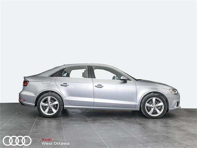 2018 Audi A3 2.0T Progressiv (Stk: 91045) in Nepean - Image 2 of 19