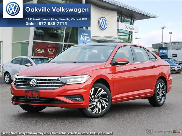 2019 Volkswagen Jetta 1.4 TSI Execline (Stk: 21120) in Oakville - Image 1 of 23