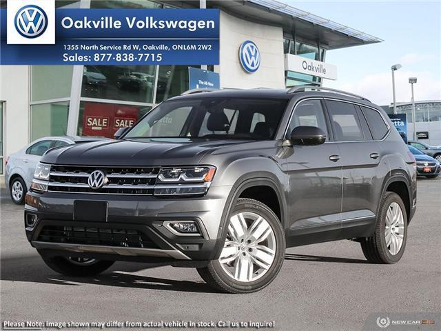 2019 Volkswagen Atlas 3.6 FSI Execline (Stk: 21268) in Oakville - Image 1 of 10