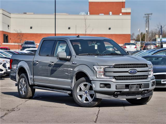 2019 Ford F-150 Lariat (Stk: 190143) in Hamilton - Image 1 of 23