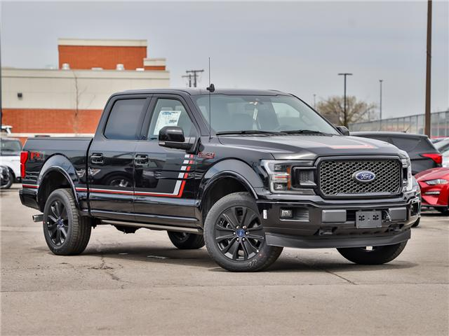 2019 Ford F-150 Lariat (Stk: 190345) in Hamilton - Image 1 of 24
