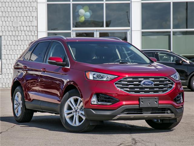 2019 Ford Edge SEL (Stk: 190075) in Hamilton - Image 1 of 25