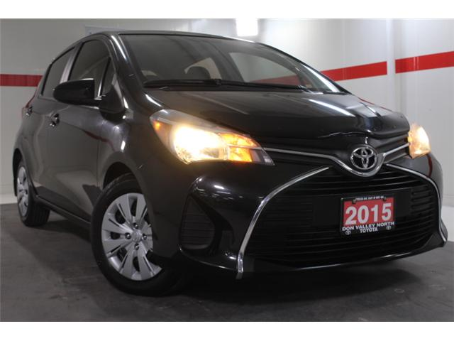 2015 Toyota Yaris LE (Stk: 297680S) in Markham - Image 1 of 23
