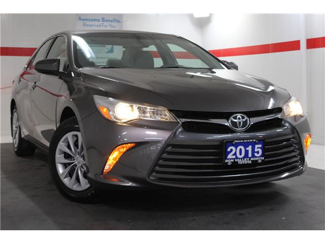 2015 Toyota Camry LE (Stk: 297803S) in Markham - Image 1 of 24