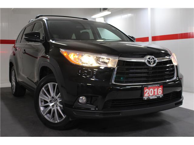 2016 Toyota Highlander XLE (Stk: 298171S) in Markham - Image 1 of 27