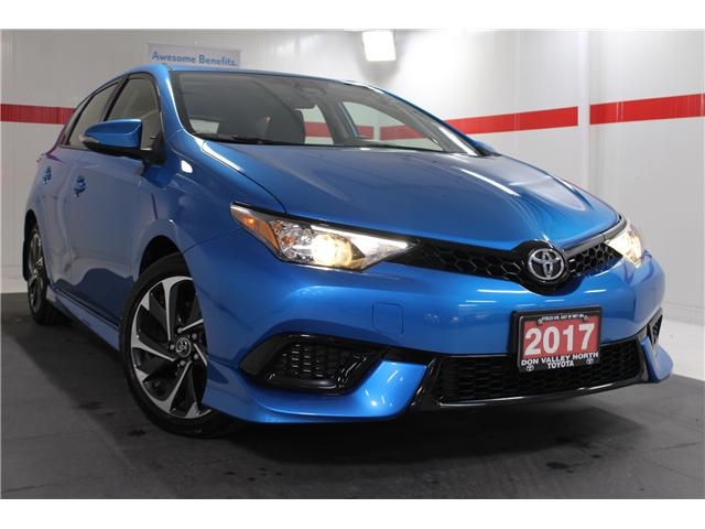 2017 Toyota Corolla iM Base (Stk: 298165S) in Markham - Image 1 of 24