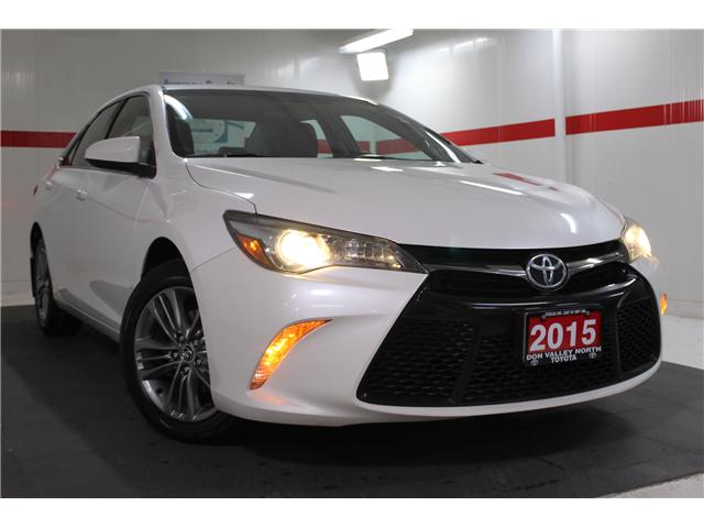2015 Toyota Camry SE (Stk: 298052S) in Markham - Image 1 of 24