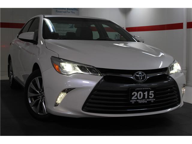 2015 Toyota Camry XLE V6 (Stk: 298159S) in Markham - Image 1 of 23