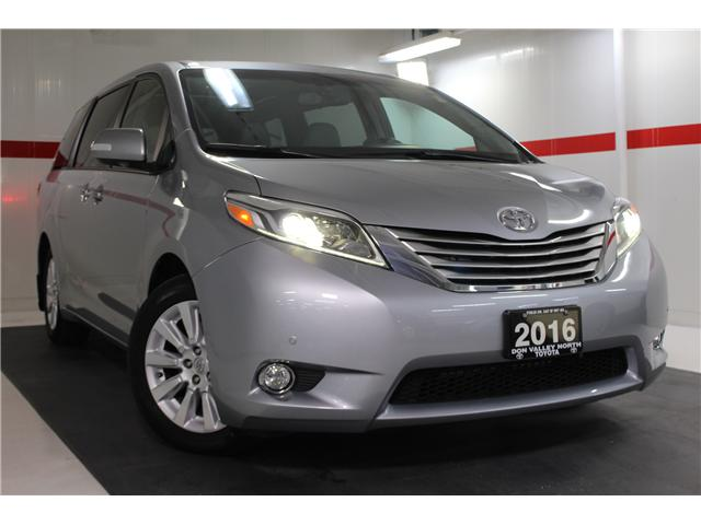 2016 Toyota Sienna Limited 7-Passenger (Stk: 298181S) in Markham - Image 1 of 28
