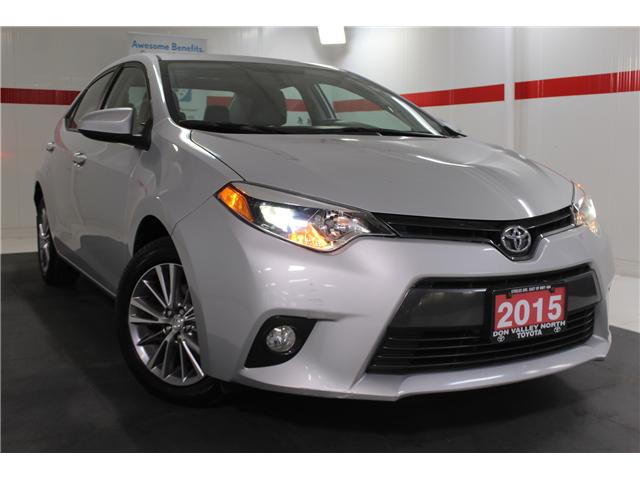 2015 Toyota Corolla LE (Stk: 298170S) in Markham - Image 1 of 24