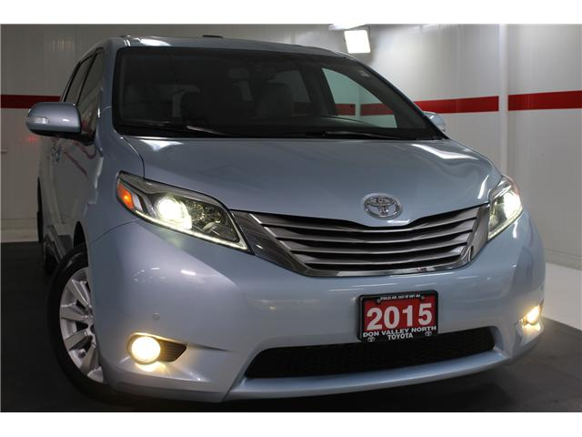 2015 Toyota Sienna Limited 7-Passenger (Stk: 298095S) in Markham - Image 1 of 28