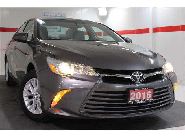 2016 Toyota Camry LE (Stk: 298133S) in Markham - Image 1 of 25