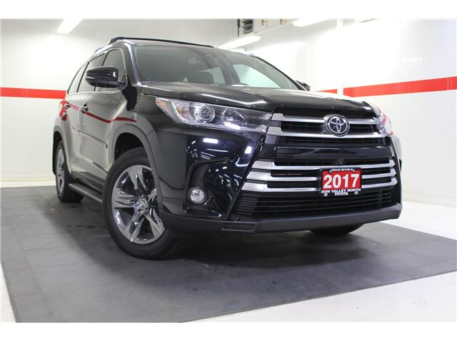 2017 Toyota Highlander Limited (Stk: 298504S) in Markham - Image 1 of 27