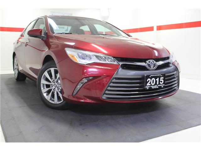 2015 Toyota Camry XLE V6 (Stk: 298644S) in Markham - Image 1 of 27