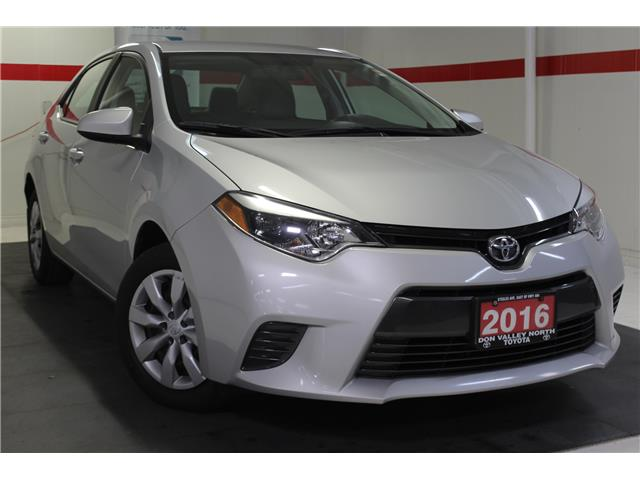 2016 Toyota Corolla LE (Stk: 298458S) in Markham - Image 1 of 21