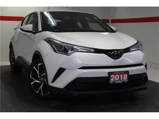2018 Toyota C-HR XLE (Stk: 298763S) in Markham - Image 1 of 25