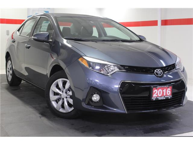 2016 Toyota Corolla S (Stk: 299259S) in Markham - Image 1 of 24