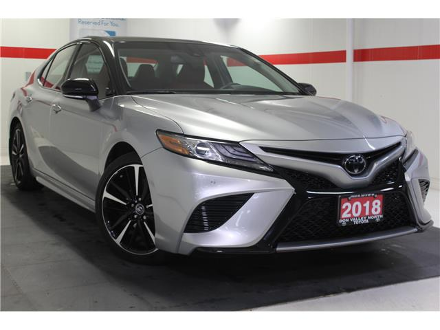 2018 Toyota Camry XLE (Stk: 299196S) in Markham - Image 1 of 25