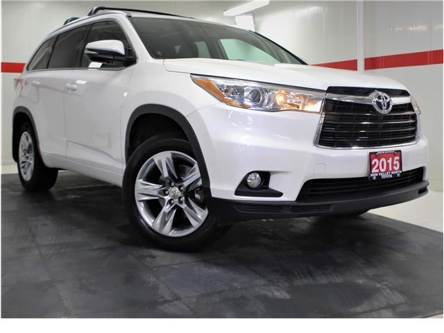 2015 Toyota Highlander Limited (Stk: 300460S) in Markham - Image 1 of 28