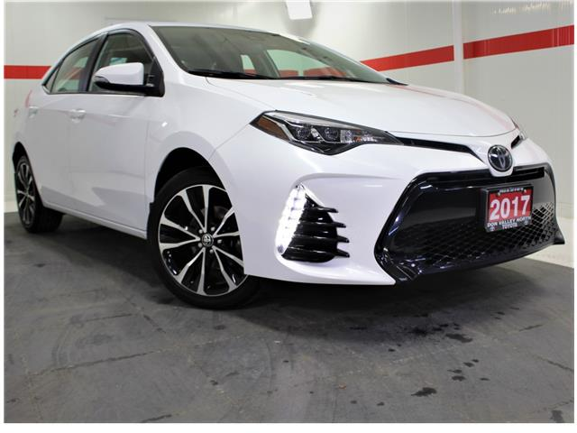 2017 Toyota Corolla SE (Stk: 300569S) in Markham - Image 1 of 25