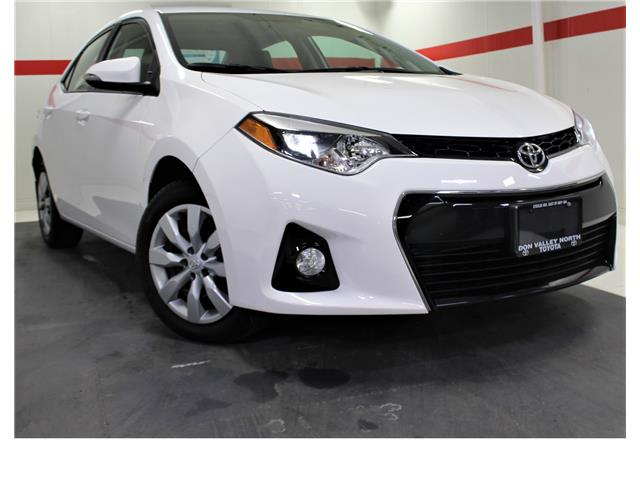 2016 Toyota Corolla S (Stk: 300789S) in Markham - Image 1 of 24