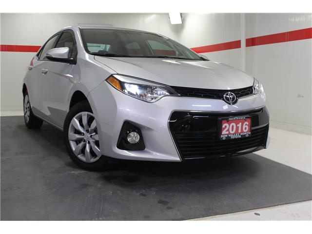 2016 Toyota Corolla S (Stk: 300862S) in Markham - Image 1 of 24