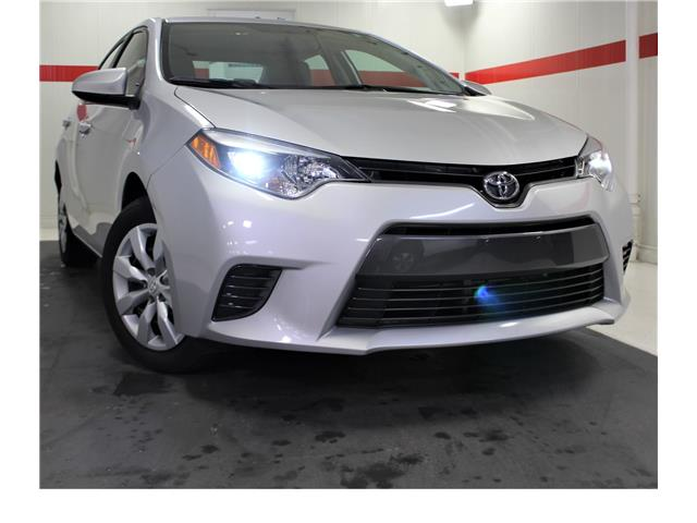 2016 Toyota Corolla LE (Stk: 301021S) in Markham - Image 1 of 23