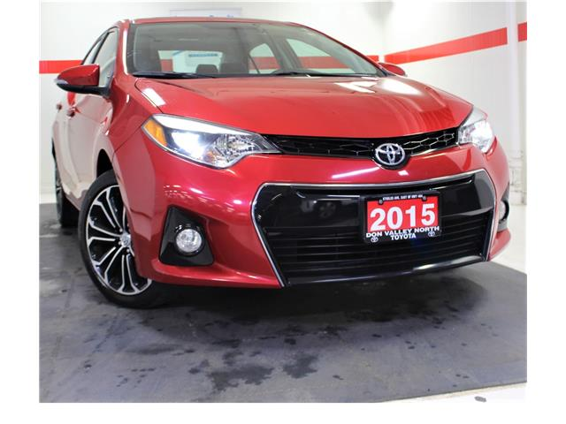 2015 Toyota Corolla S (Stk: 301048S) in Markham - Image 1 of 25