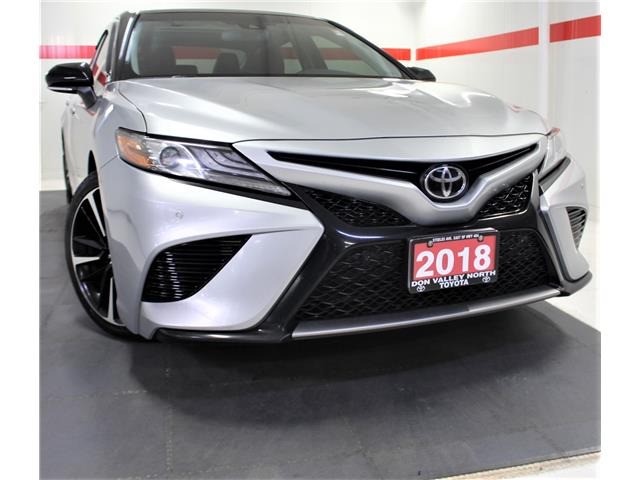2018 Toyota Camry XSE (Stk: 301307S) in Markham - Image 1 of 27