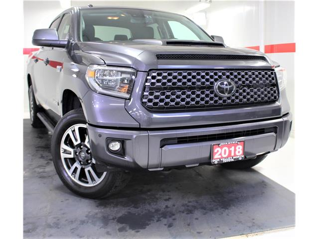 2018 Toyota Tundra SR5 Plus 5.7L V8 (Stk: 301317S) in Markham - Image 1 of 26