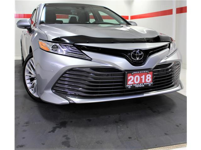 2018 Toyota Camry XLE (Stk: 301319S) in Markham - Image 1 of 26