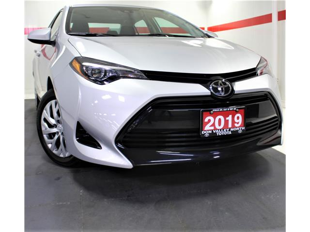 2019 Toyota Corolla LE (Stk: 301320S) in Markham - Image 1 of 23