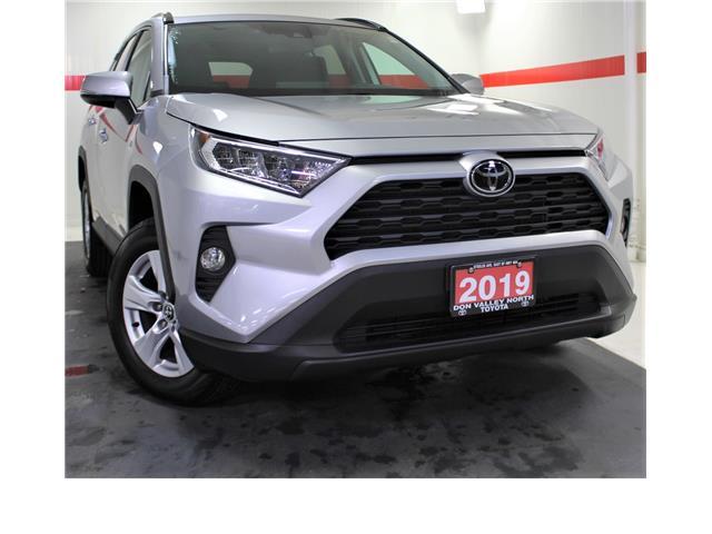 2019 Toyota RAV4 XLE (Stk: 301393S) in Markham - Image 1 of 28