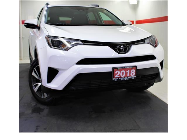 2018 Toyota RAV4 LE (Stk: 301339S) in Markham - Image 1 of 24