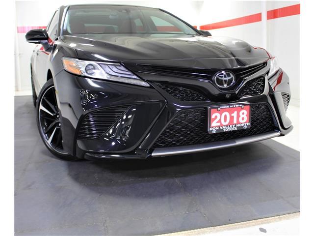 2018 Toyota Camry XSE V6 (Stk: 301371S) in Markham - Image 1 of 28