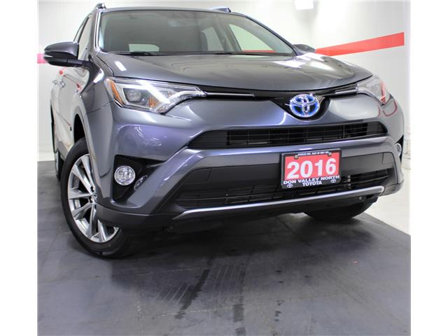 2016 Toyota RAV4 Hybrid Limited (Stk: 301402S) in Markham - Image 1 of 30